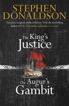 The King's Justice and The Augur's Gambit, Paperback Book