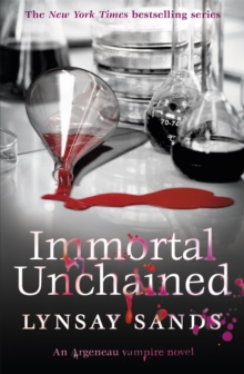 Immortal Unchained, Paperback Book
