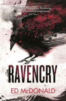 Ravencry : The Raven's Mark Book Two, Hardback Book