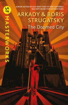 The Doomed City, Paperback Book