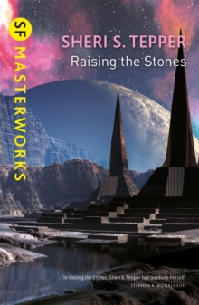 Raising the Stones, Paperback Book