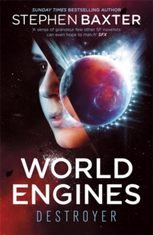World Engines: Destroyer, Hardback Book
