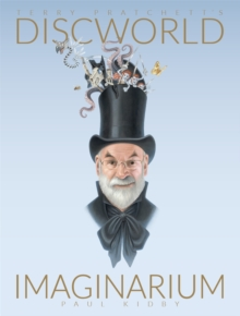 Terry Pratchett's Discworld Imaginarium, Hardback Book