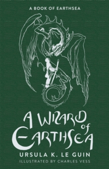 A Wizard of Earthsea : The First Book of Earthsea, Hardback Book