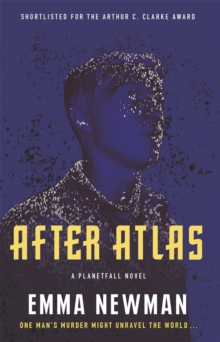 After Atlas, Paperback Book