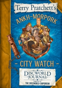 The Ankh-Morpork City Watch Discworld Journal, Hardback Book
