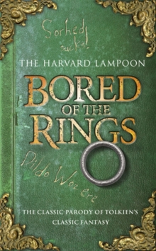 Bored Of The Rings, EPUB eBook