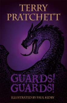 The Illustrated Guards! Guards!, Hardback Book