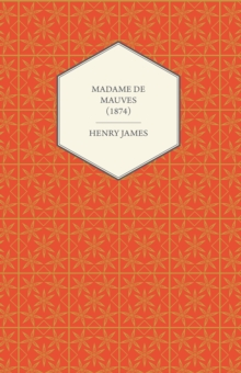 Madame de Mauves (1874), EPUB eBook