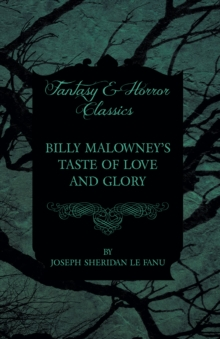 Billy Malowney's Taste of Love and Glory, EPUB eBook