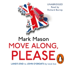 Move Along, Please, eAudiobook MP3 eaudioBook