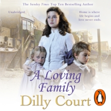 A Loving Family, eAudiobook MP3 eaudioBook