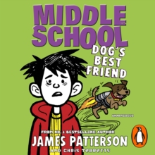 Middle School: Dog's Best Friend : (Middle School 8), eAudiobook MP3 eaudioBook