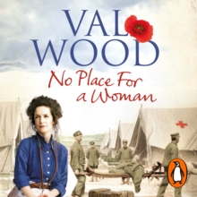 No Place for a Woman, eAudiobook MP3 eaudioBook