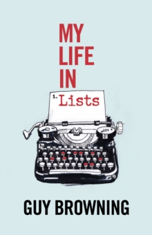 My Life in Lists, EPUB eBook