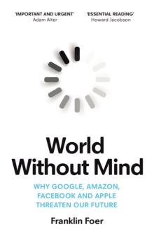 World Without Mind, EPUB eBook