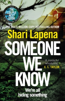 Someone We Know : From the number one bestselling author of The Couple Next Door, EPUB eBook