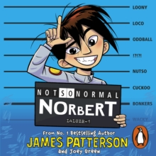 Not So Normal Norbert, eAudiobook MP3 eaudioBook