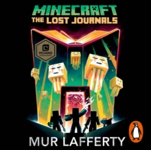 Minecraft: The Lost Journals, eAudiobook MP3 eaudioBook