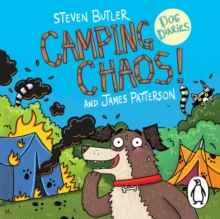 Dog Diaries: Camping Chaos!, eAudiobook MP3 eaudioBook
