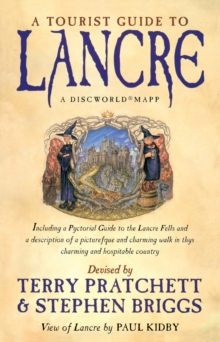 A Tourist Guide To Lancre, EPUB eBook