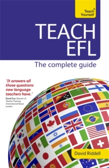 Teach English as a Foreign Language: Teach Yourself (New Edition) : Book, Paperback / softback Book