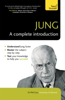 Jung: A Complete Introduction: Teach Yourself, Paperback / softback Book
