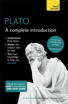 Plato: A Complete Introduction: Teach Yourself, Paperback Book