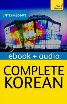 Complete Korean Beginner to Intermediate Course : Enhanced Edition, EPUB eBook