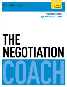 The Negotiation Coach: Teach Yourself, Paperback Book