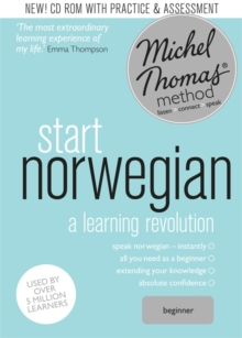 Start Norwegian (Learn Norwegian with the Michel Thomas Method) : Beginner Norwegian Audio Course, CD-Audio Book