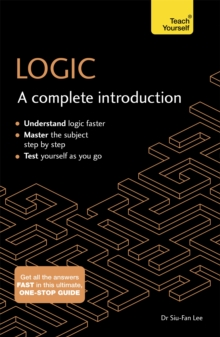 Logic: A Complete Introduction: Teach Yourself, Paperback / softback Book