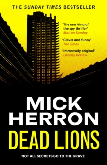 Dead Lions : Jackson Lamb Thriller 2, EPUB eBook