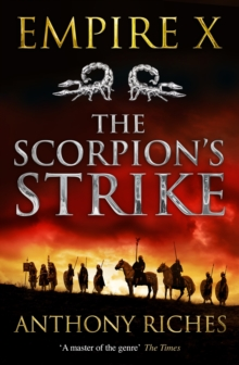The Scorpion's Strike: Empire X, EPUB eBook