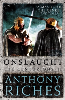 Onslaught: The Centurions II, Paperback Book