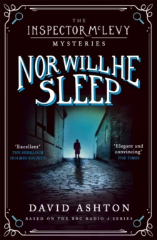 Nor Will He Sleep : An Inspector Mclevy Mystery 4, Paperback Book