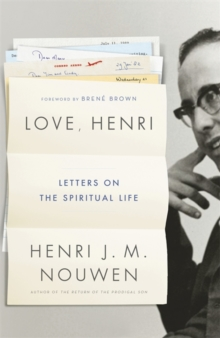 Love, Henri : Letters on the Spiritual Life, Hardback Book