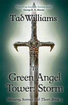 To Green Angel Tower: Storm : Memory, Sorrow & Thorn Book 4, Paperback / softback Book