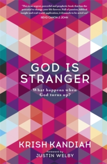 God Is Stranger : Foreword by Justin Welby, Paperback Book