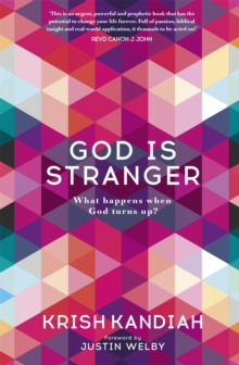 God Is Stranger : Foreword by Justin Welby, Paperback / softback Book