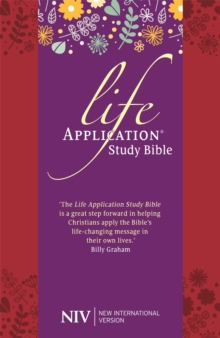 NIV Life Application Study Bible (Anglicised) : Soft-tone, Paperback / softback Book