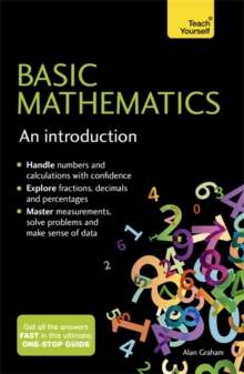 Basic Mathematics: An Introduction: Teach Yourself, Paperback Book