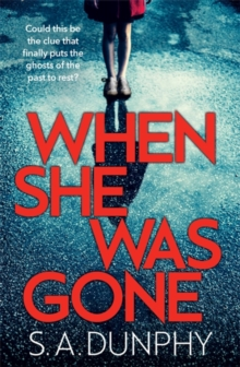 When She Was Gone, Paperback Book