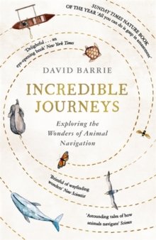 Incredible Journeys : Sunday Times Nature Book of the Year 2019, Paperback / softback Book