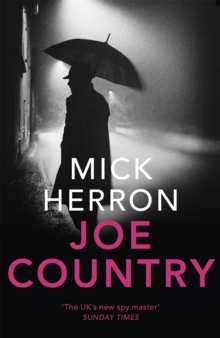 Joe Country : Jackson Lamb Thriller 6, Paperback / softback Book