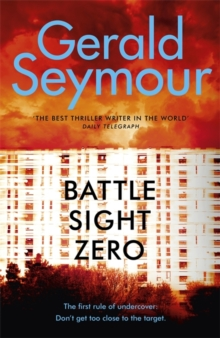 Battle Sight Zero, Hardback Book