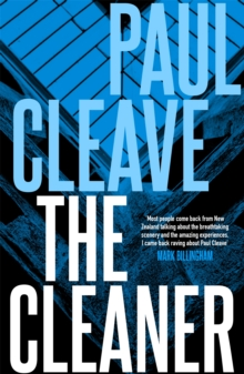 The Cleaner, Paperback Book