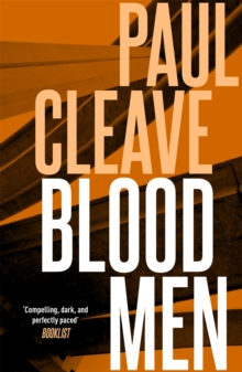 Blood Men, Paperback Book