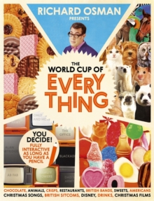 The World Cup Of Everything : Bringing the fun home, Paperback / softback Book