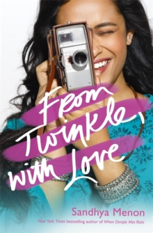 From Twinkle, With Love : The funny heartwarming romcom from the bestselling author of When Dimple Met Rishi, Hardback Book
